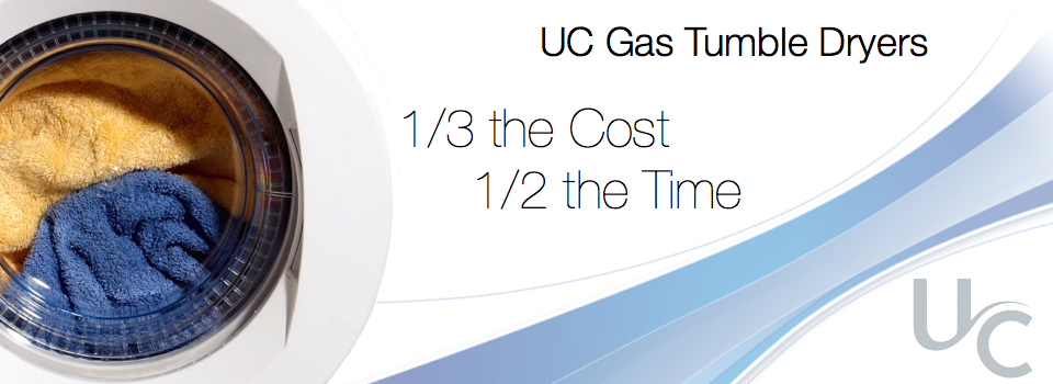 UC Gas Dryer
